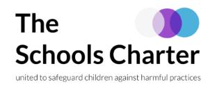 The School Charter logo